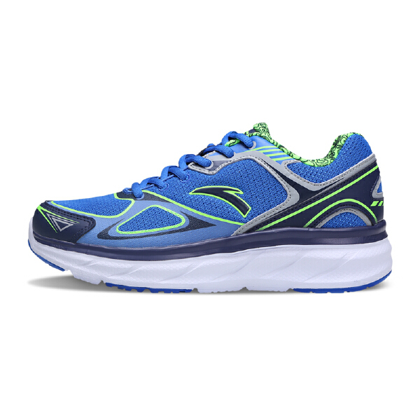 安踏 跑步系列 男子厚底缓承科技跑鞋-91625515