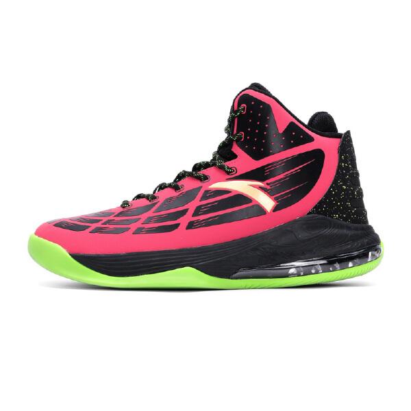安踏 篮球系列 男子高帮气垫篮球鞋-91641103