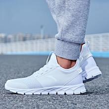 跑步鞋男鞋春季新款轻便耐磨休闲鞋小白鞋跑鞋运动鞋男