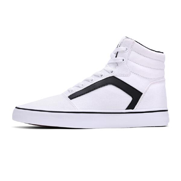 安踏 生活系列 男子防滑帆布鞋-91718906