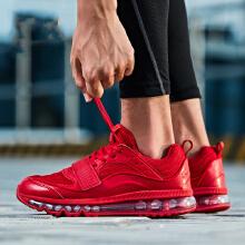 男鞋跑步鞋新款全掌气垫减震舒适健跑潮流跑鞋男运动鞋