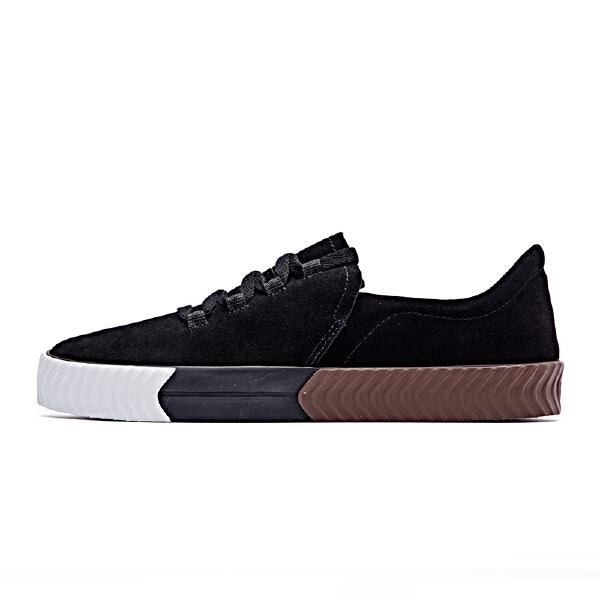 安踏 生活系列 男子橡胶材质帆布鞋-91748932