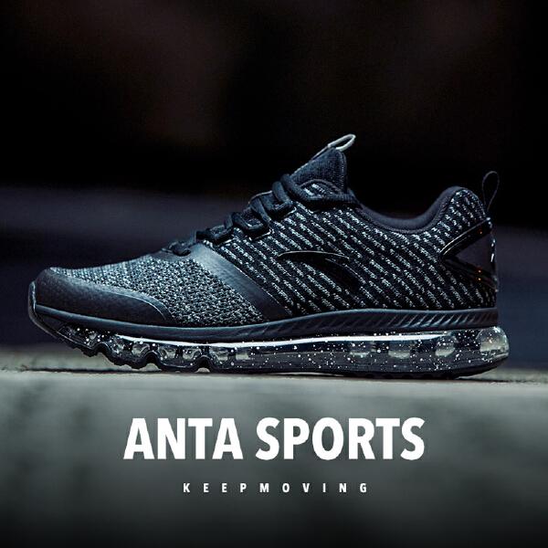 安踏 跑步系列 男子跑鞋-91815501