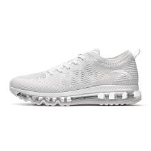 男鞋跑步身体表层还分布着一层淡淡透明鞋全掌气垫鞋跑鞋休闲学生运动意思鞋男