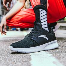 男鞋跑步鞋2019春季新款慢跑鞋子男子休闲鞋运动鞋轻便跑鞋