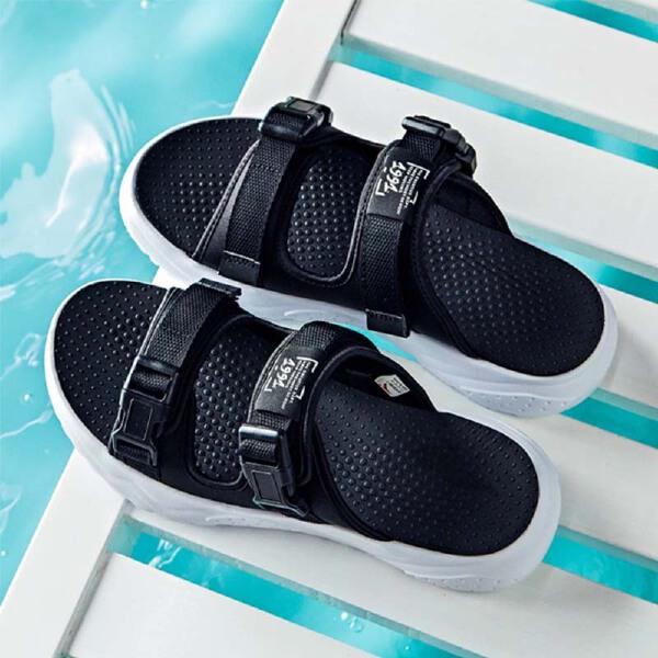 安踏 生活系列 男子沙滩凉鞋-91826980