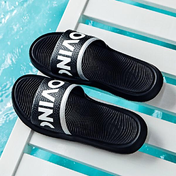 安踏 生活系列 男子沙滩拖鞋-91826981