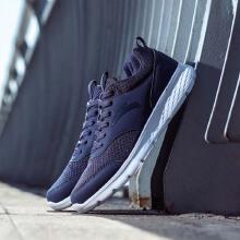 男鞋舒适轻便缓震休闲鞋网面健步柔软跑步鞋