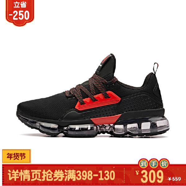 安踏跑步系列冬季男子跑鞋91845507