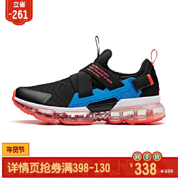 安踏跑步系列冬季男子跑鞋91845508