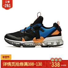 男鞋跑鞋全掌气垫2019秋冬季