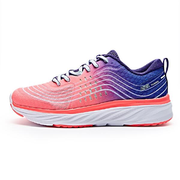 安踏 跑步系列 女子舒适减震跑鞋-92725510
