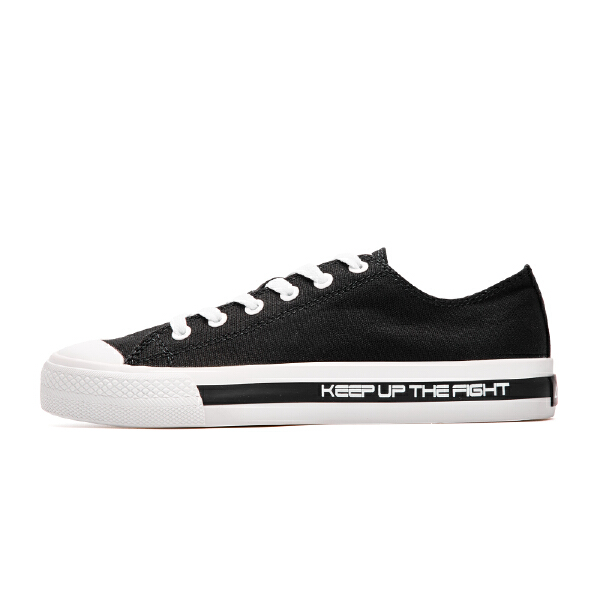 安踏 生活系列 女子帆布鞋-92748986