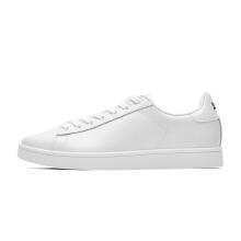 女鞋板鞋新款皮面低帮休闲皮面学生滑板鞋白色潮流运动板鞋