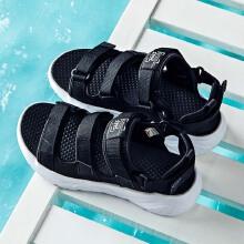凉鞋女鞋秋冬新款透气防滑轻便平底沙滩鞋潮运动凉鞋女