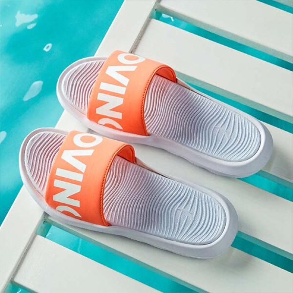 安踏 生活系列 女子沙滩拖鞋-92826981