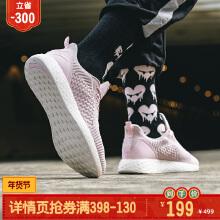 2019年春季女子新款慢跑运动鞋休闲鞋旅游鞋子潮