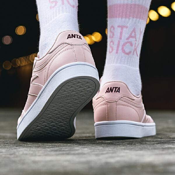 安踏 生活系列 女子板鞋-92838002