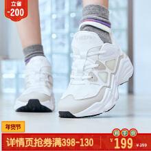 老爹鞋女鞋秋冬新款小白鞋樱花粉鞋熊猫鞋休闲鞋运动鞋