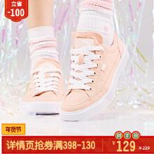 小白鞋女鞋帆布鞋2019春夏季