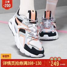 女子运动鞋跑鞋2019秋冬款