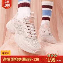 女鞋休闲鞋运动鞋2019新款秋冬款