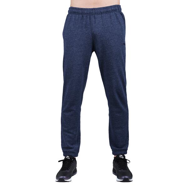 安踏 综训系列 男子舒适简约缩裤脚综训针织长裤-95547750