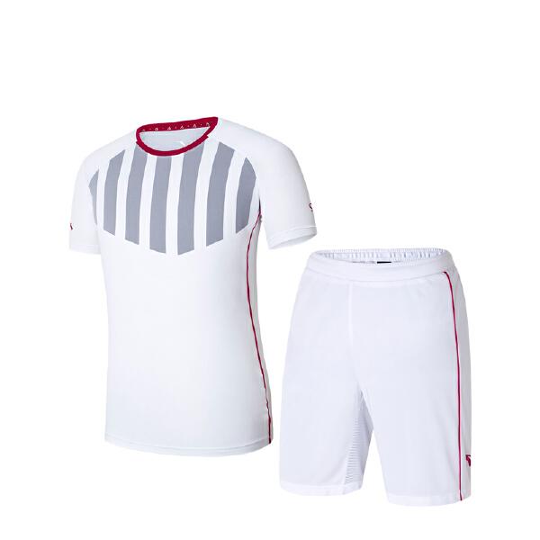 安踏 足球系列 男子舒适透气足球比赛套-95722202
