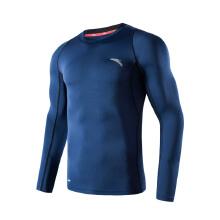 紧身衣男装健身服新款男子学生紧身跑步训练休闲运动健身服