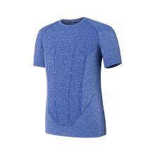 短袖男夏季新款舒适潮流运动针织衫圆领紧身学生短袖