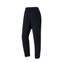 运动裤男春季新款黑色梭织长裤跑步裤小脚运动长裤