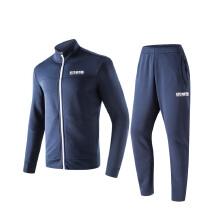 运动套装2019春季加绒保暖运动外套男上衣 运动裤