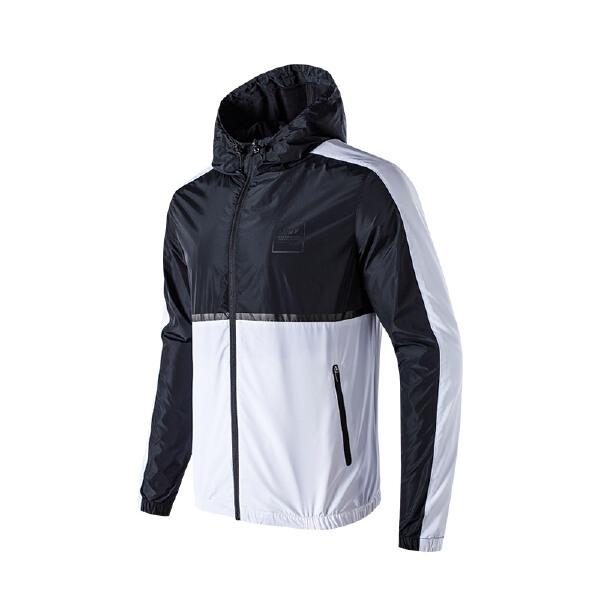 安踏 综训系列 男子梭织运动上衣-95817613