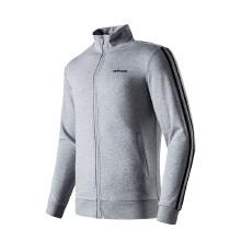 男装春季新款男子针织外套立领外套开衫外套长袖运动服