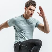 运动短袖男t恤2019春夏季新款舒适透气运动半袖T恤
