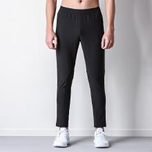 运动裤男2019春夏新款时尚简约修身小脚梭织运动长裤