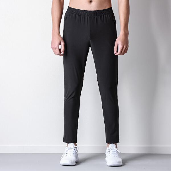 安踏 跑步系列 男子梭织运动长裤-95825502