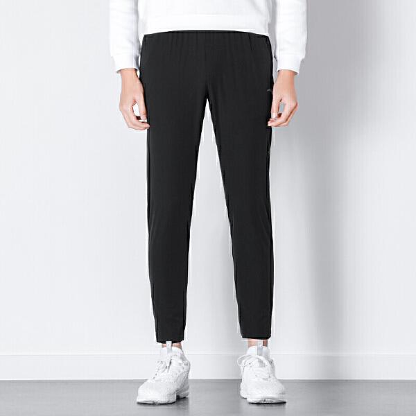 安踏 跑步系列 男子梭织运动长裤-95825503