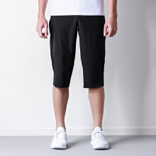 男子梭织七分裤