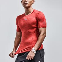2019夏季新品运动T恤跑步健身运动能量T恤男休闲运动短袖