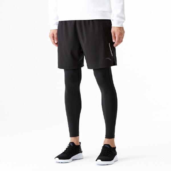 安踏 跑步系列 男子长裤-95835745