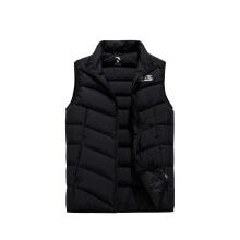 羽绒马甲男冬季新款加厚保暖运动羽绒服马甲外套夹克