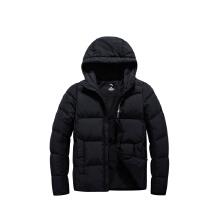 男装羽绒服冬季新款时尚保暖短款连帽运动羽绒服