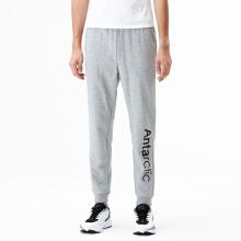 加绒针织长裤男年冬季新款修身保暖收口运动长裤
