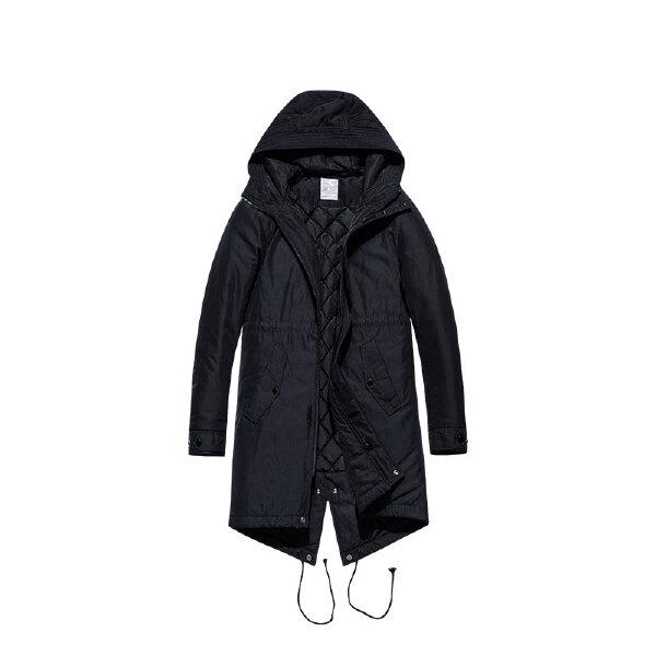 安踏生活系列冬季男子中长棉服95848810