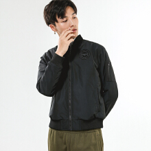 男装2019春季新款上装外套正品加厚保暖外衣棉服
