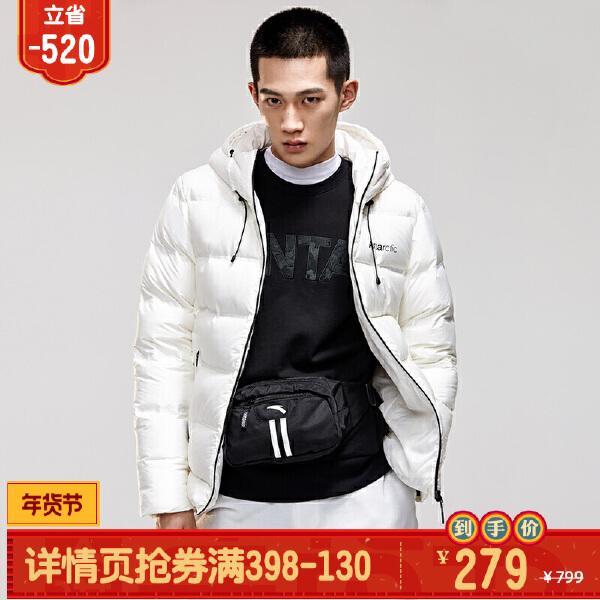 安踏生活系列冬季男子羽绒服95848913