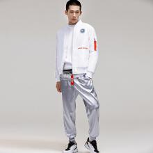男棉服2019春季新款棉羽服加厚保暖运动服上衣外套