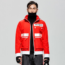【张继科同款】2019春季新款时尚运动外套男潮ANTAXRICOLEE