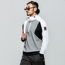【设计师联名款】2019春季新款时尚潮流休闲运动卫衣外套男服